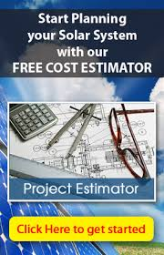 Solar Power System Cost Estimate by Florida Solar Panel Company Florida Solar Energy Installers