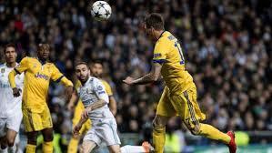 imagenes del real madrid juventus un penalti en el último minuto evita el desastre del real madrid