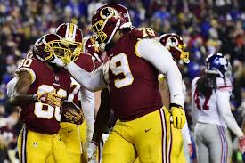redskins beat giants in turkey of a thanksgiving houston