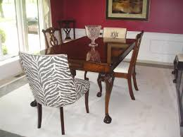 Made By Hickory Chair Classic Furniture - Animal print dining room chairs