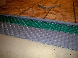 picturesque design ideas basement subfloor options flooring over
