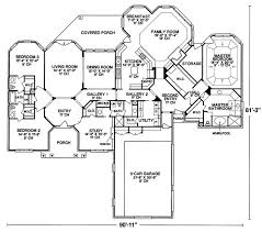 luxury ranch floor plans 140 best house plans images on house floor plans