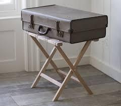 Panama Foldaway Luggage Rack Wood Suitcase Holder Folding Wood Luge Rack Suitcase Holder Stand