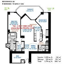 green floor plans green miami condo 4775 collins ave florida 33140
