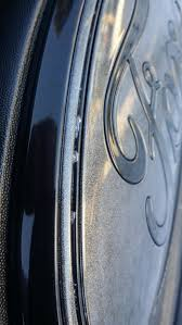 Classic Ford Truck Emblems - custom truck solutions painted emblems flaking 2 month old ford
