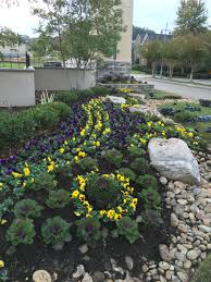Front Entrance Landscaping Ideas Fall Landscaping Front Entrance To A Subdivision Landscaping