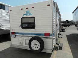 prowler travel trailers floor plans prowler travel trailers floor plans awesome 1995 fleetwood prowler