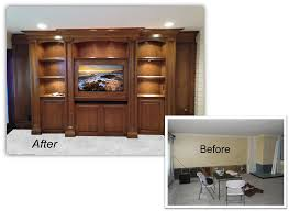 Cabinets Orange County Hand Crafted Custom Entertainment Center Home Theater Custom