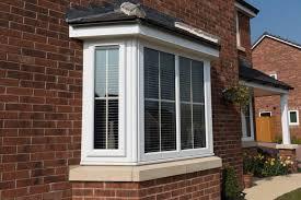 exterior brown brick and white bay windows lowes for home brown brick and white bay windows lowes for home exterior design idea