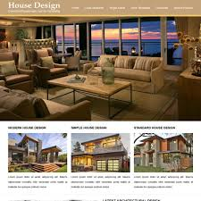 jsr house design joomla architecture templates