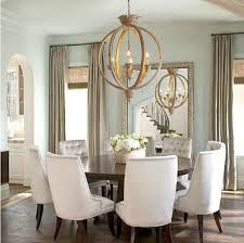 Round Dining Tables Connecticut In Style - Dining room sets with upholstered chairs