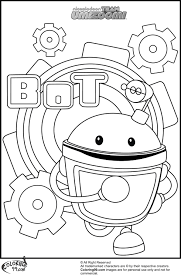 team umizoomi coloring pages getcoloringpages com