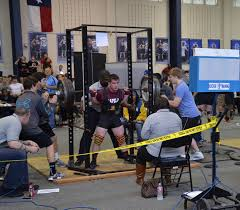 ghs powerlifters compete in waco the messenger