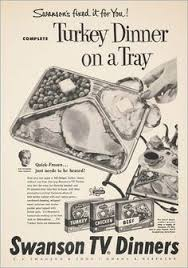 on how thanksgiving turkey led to the invention of the tv dinner