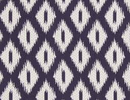 Woven Upholstery Fabric For Sofa Navy Blue Ikat Upholstery Fabric Blue White Woven Fabric Ikat