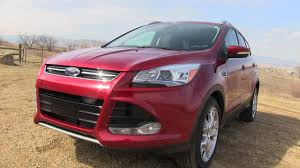 Ford Escape Ecoboost - 2013 ford escape ecoboost 0 60 mph mile high performance test