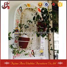 Wall Mounted Flower Pot Holder Wall Flower Pots Rack Wall Flower Pots Rack Suppliers And