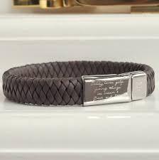 engraved bracelets men u0027s engraved message bracelet messages bracelets and gift