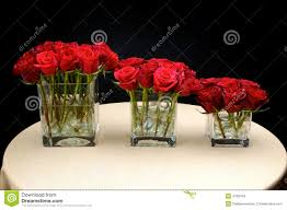 wedding flowers table wedding flowers table centre royalty free stock image