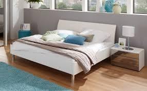 Schlafzimmer Komplett Bett 180x200 Schlafzimmer In Weiß Mit Grauspiegel Marcuvo9 Möbel