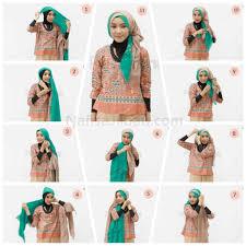 tutorial jilbab dua jilbab 28 foto tutorial jilbab wisuda dua warna tahun ini tutorial hijab