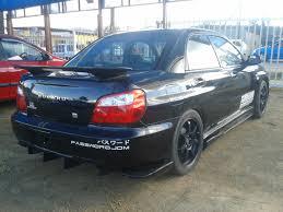 import subaru wrx 2005 cars co ls