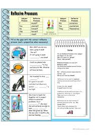 11 free esl personal pronouns worksheets for advanced c1 level
