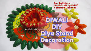 Home Decor Channel by Diy Diwali Home Decoration Ideas How To Decorate Diwali Diyas
