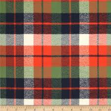 kaufman mammoth flannel plaid adventure discount designer fabric