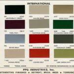 paint color cards international jotun lentine marine 42658