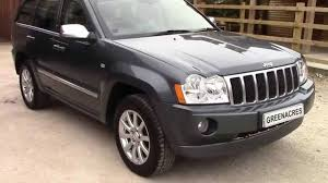 for sale 2006 56 reg jeep grand cherokee 3 0 crd v6 overland youtube
