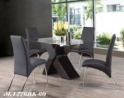 montreal furniture modern dining sets glass table on sale at mvqc