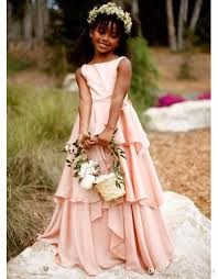 country dresses for weddings 2017 new pretty blush pink flower dresses for weddings