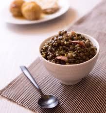 cuisiner les lentilles vertes lentilles vertes aux poireaux et jambon les meilleures recettes de
