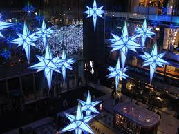 panoramio photo of christmas decorations at the time warner