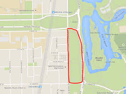 Map Of Hyde Park Chicago by The University Of Chicago Finally Shares Its Obama Library Plan