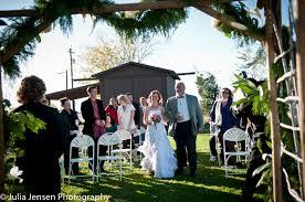 Stone Barn Ranch Wedding Home