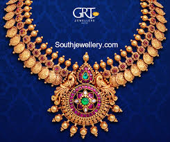 best necklace stores images Kasu statement necklace at grt jewellers south indian bridal jpg
