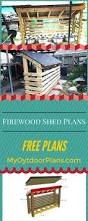 Diy Firewood Storage Shed Plans by Build A Wood Storage Shed Pretty Handy Welcome I U0027m