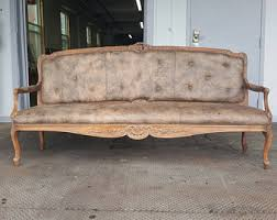 French Settee Loveseat Etsy Your Place To Buy And Sell All Things Handmade