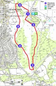 Vasco Da Gama Route Map by Knole Park Kent Walk Of The Week Telegraph