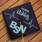 Best 25 Nursing Graduation Caps Ideas Pinterest Nurse Decor Rn
