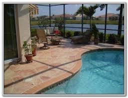 Resurface Concrete Patio Porcelain Tile Over Concrete Patio Download Page U2013 Best Home
