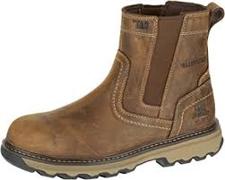 womens dealer boots uk s caterpillar safety boots wide fit pelton rigger dealer boots