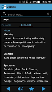 to punjabi dictionary android apps on play