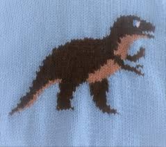 knitting pattern dinosaur jumper knitting pattern for dinosaur child s hoodie tyrannosaurus knitting