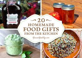 gifts from the kitchen ideas 20 food gifts from the kitchen