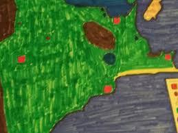 Sinnoh Map I Made A Map Of The Sinnoh Region Pokémon Amino