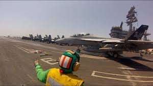 Deck Rating Jobs by Best Job On The Flight Deck Catapult Safety Observer Pt 1 Of 2