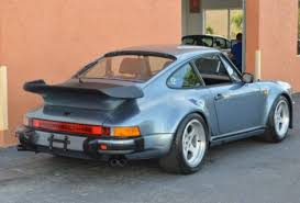 porsch 911 turbo modified 1976 porsche 930 turbo for sale on bat